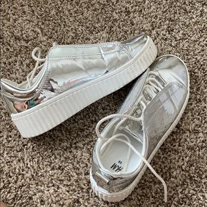 Holographic H&m Sneakers